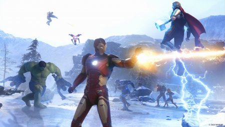 Marvel's Avengers File Size and PC Requirements Revealed