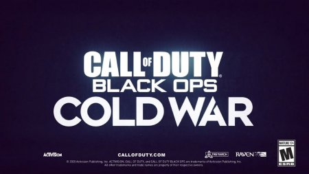 Call of Duty: Black Ops Cold War Official Artwork Revealed