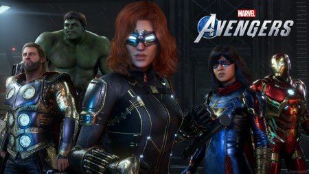 Marvel's Avengers Will Require 90 GB of Free Storage Space on PS4