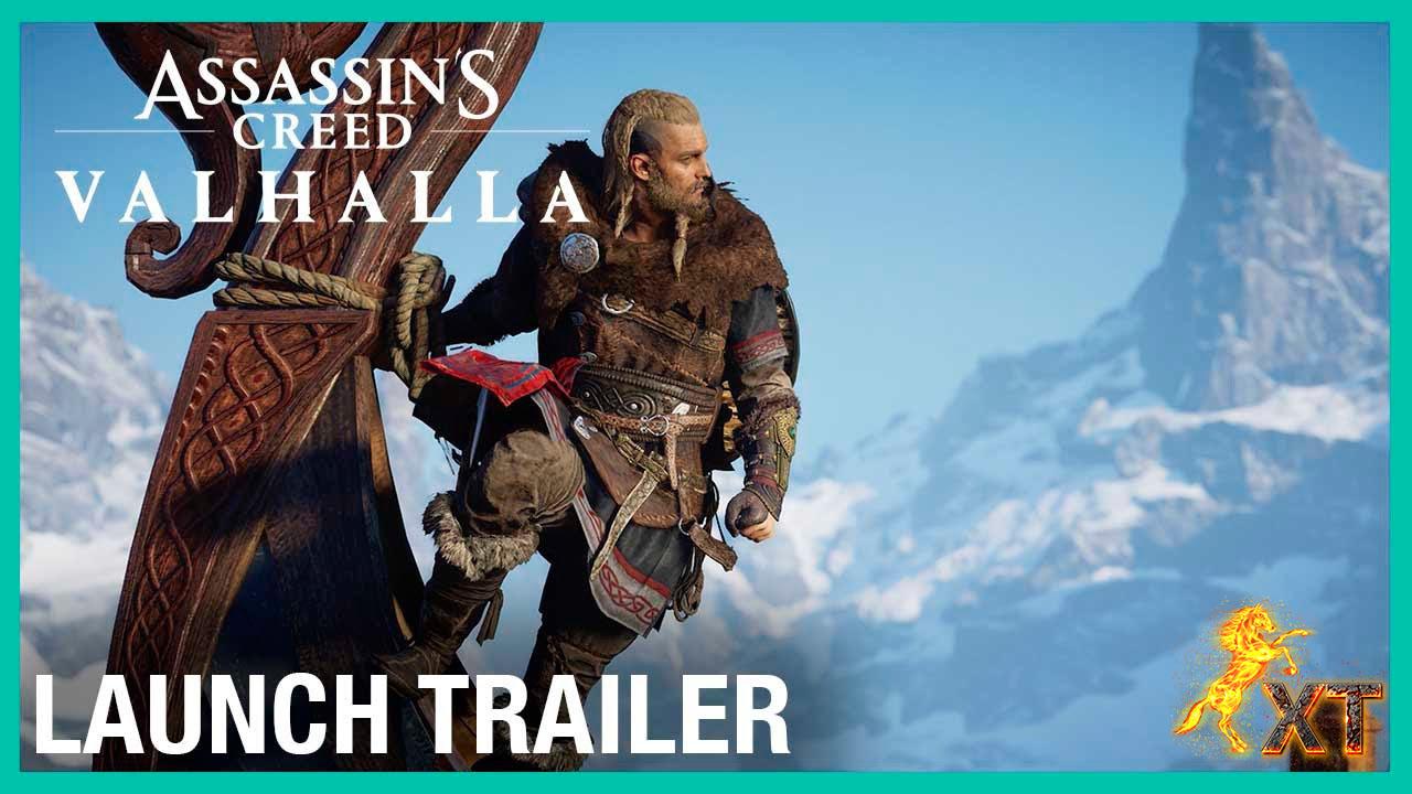 لانچ تریلر بازی Assassin's Creed Valhalla منتشر شد